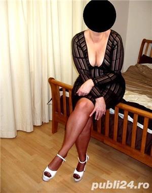 escorte galati: Cristina 41ani imi plac limbutele, foto reale, singura. noua